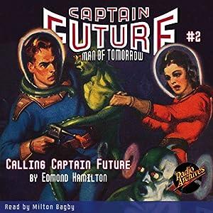 Captain Future #2 Audiobook