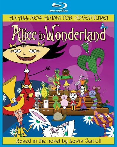 Cover art for  Alice In Wonderland [Blu-ray]