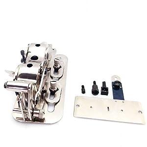 FQTANJU Profession and Universal Industrial Sewing Machine Make Button-Hole Attachment,