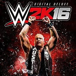 WWE 2K16 Digital Deluxe Edition - PlayStation 4 [Digital Code]