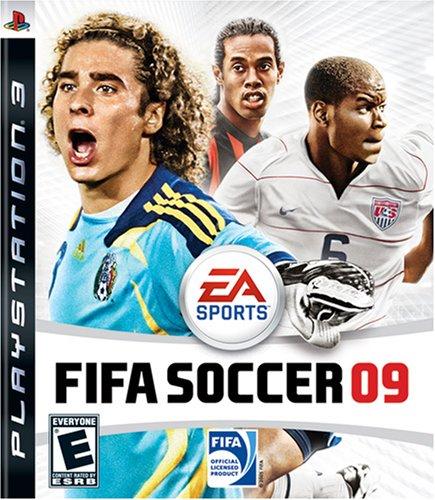 FIFA Soccer 09 - Playstation 3 - 1