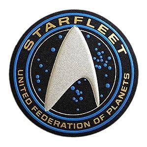 Star Trek Beyond Starfleet Insignia Patch