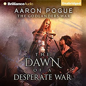The Dawn of a Desperate War Audiobook