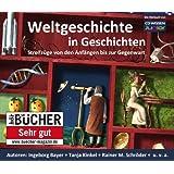 """CD WISSEN Junior - Weltgeschichte in Geschichten. Streifz�ge von den Anf�ngen bis zur Gegenwart, 6 CDsvon """"Volker Ebersbach"""""""