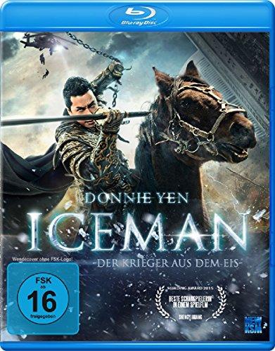 Iceman - Der Krieger aus dem Eis (Blu-ray) [Edizione: Germania]