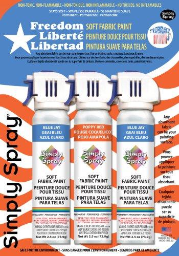 Freedom Soft Fabric Spray Kit