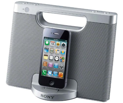 Sony Rdp-M7Ip/Sc Portable Dock For Iphone And Ipod
