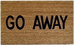Mats Matter Go Away-Doormat(45 x 75 x 1.7 CM)