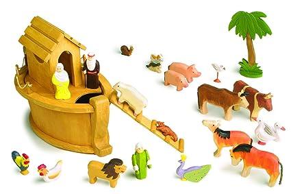 Small Foot Company - 1744 - Figurine Animal - Arche De Noé