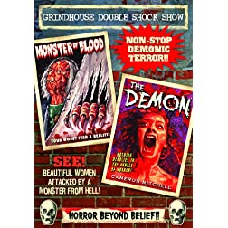 Horror Double Feature: The Demon 1981 / Monster of Blood 1982