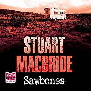 Sawbones Audiobook