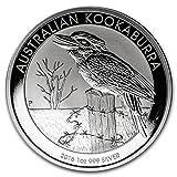 オーストラリア クッカバラ ワライカワセミ 2016年 1オンス 銀貨 31.1g