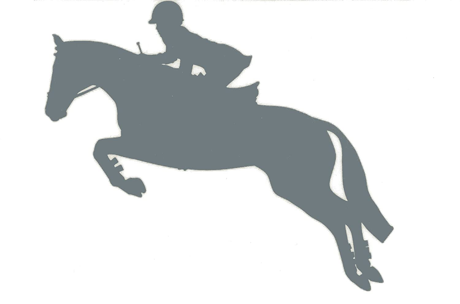 Hunter Horse Silhouette Hunter Jumper Horse