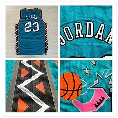 Michael Jordan #23 1996 NBA All-Star Thowback Jersey + FREE GIFT