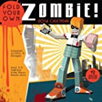Fold Your Own Zombie 2014 Wall
