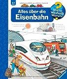 img - for Wieso Weshalb Warum Alles  ber die Eisenbahn book / textbook / text book
