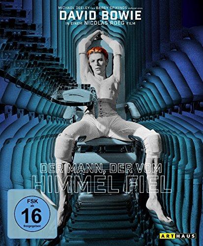 Der Mann, der vom Himmel fiel (+ CD-Soundtrack) [Blu-ray] [Limited Edition]