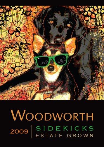 "2009 Woodworth Vineyards ""Sidekicks"" Red 750 Ml"