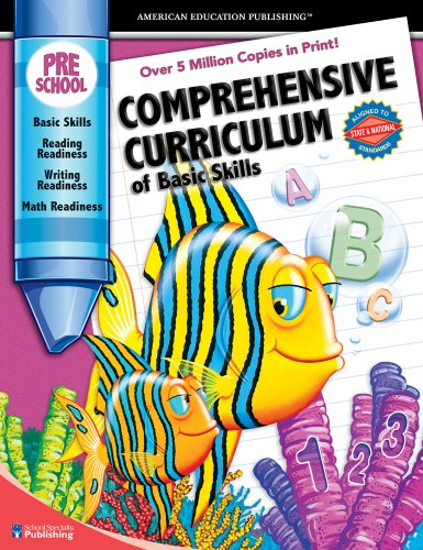 Comprehensive Curriculum of Basic Skills, Preschool
