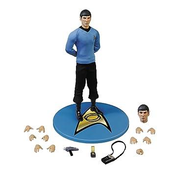 Star Trek Figurine D'Action 1/12 Spock 15 cm