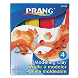 "Prang 00740 Modeling Clay Assortment, 5.44"" Height, 4.51"" Width, 1.71"" Length"