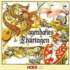 Sagenhaftes Thüringen Hörbuch