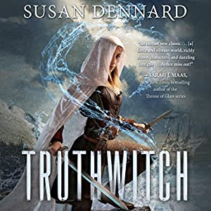 Truthwitch Hörbuch