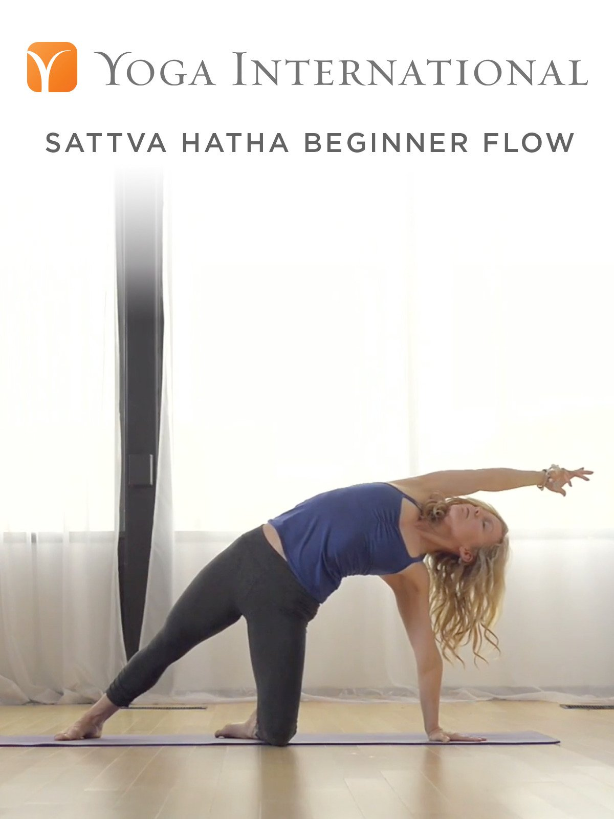 Sattva Hatha Beginner Flow