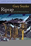 Riprap and Cold Mountain Poems [Hardcover] [2009] Anniversary Edition Ed. Gary Snyder