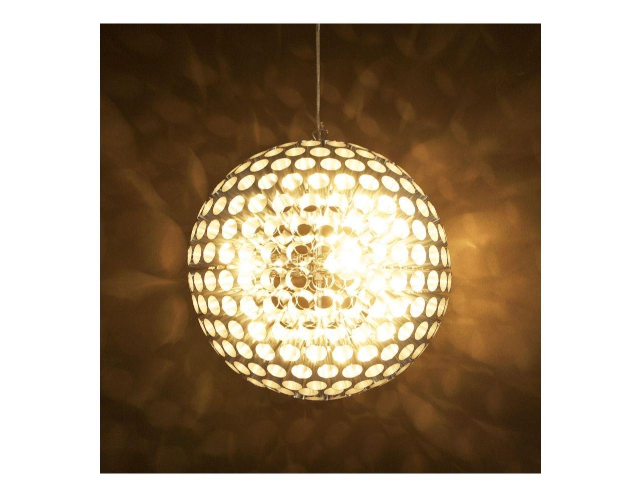 Lampenschirm aus Aluminium-Kokoon Design