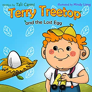 Terry Treetop and the Lost Egg Audiobook