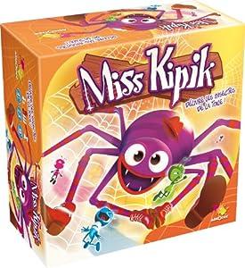 Asmodee - JACT01 - Jeu enfants - Miss Kipik