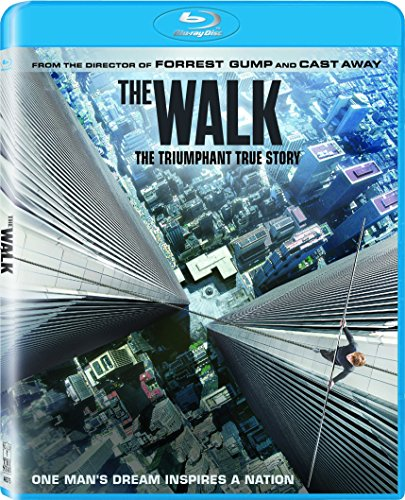 The Walk (Blu-ray + UltraViolet)