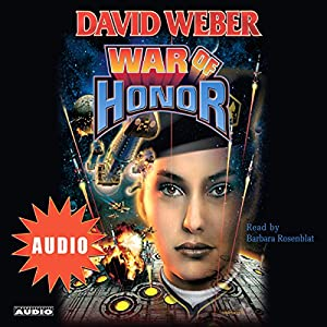 War of Honor Hörbuch
