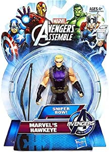 Marvel Avengers Assemble Action Figure Marvels Hawkeye