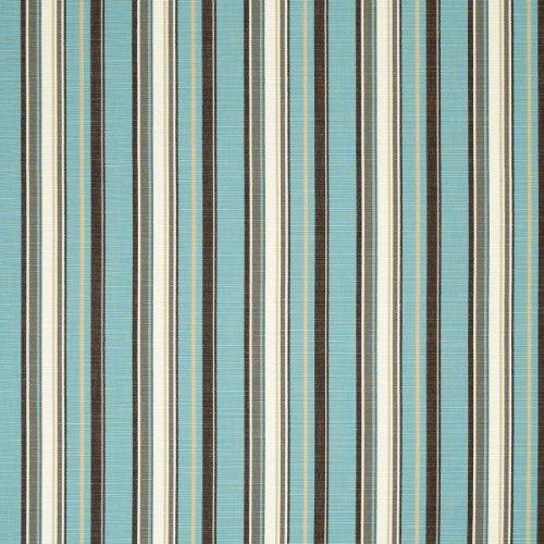 Amazon.com - Sunbrella Fabric - Carnegie Celeste #8065-0000 -