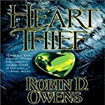Heart Thief: Celta, Book 2 (       UNABRIDGED) by Robin D. Owens Narrated by Noah Michael Levine