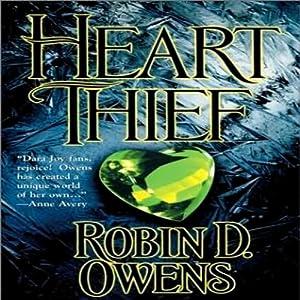Heart Thief Audiobook