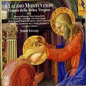 Claudio Monteverdi: Vespro della Beata Vergine