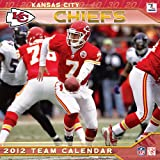 Kansas City Chiefs Team Wall Calendar 2012 at Amazon.com