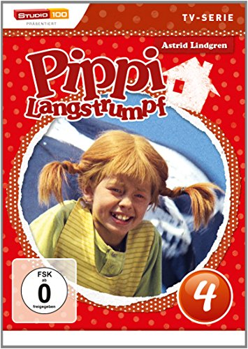 Pippi Langstrumpf - TV-Serie, DVD 4