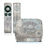 Christmas In Paris Design Protective Decal Skin Sticker for Apple TV 2nd Gen (released Fall 2010) (High Gloss)