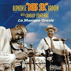 Canray Fontenot Alphonse Bois Sec Ardoin Cajun Blues Les Blues Du Bayou