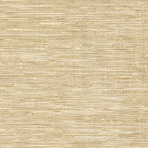 Painting Grasscloth Wallpaper: Brewster 412-44143 20.5-Inch By 396-Inch Faux Grasscloth