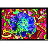 Dance Of Colours 03 Canvas Medium ( 46 In X 32 In )