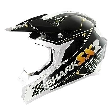 Shark SX2 helmet Kamaboko KOW XL