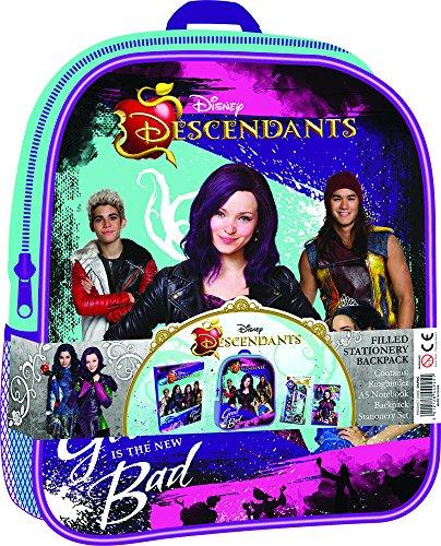 2f03ee44e5d Disney Descendants Filled Stationery Backpack Rucksack Back to School Bag  Gift