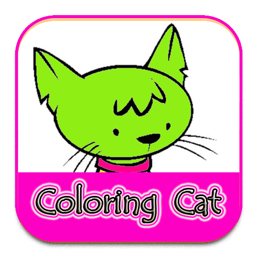 Coloring Cute Cats back-136935