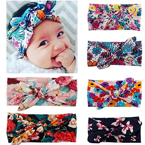 6pcs-baby-girls-bow-knot-headbands-print-bohemia-rabbit-turban-hairband