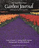 The New Three-Year Garden Journal: With Regional Gardening Guides